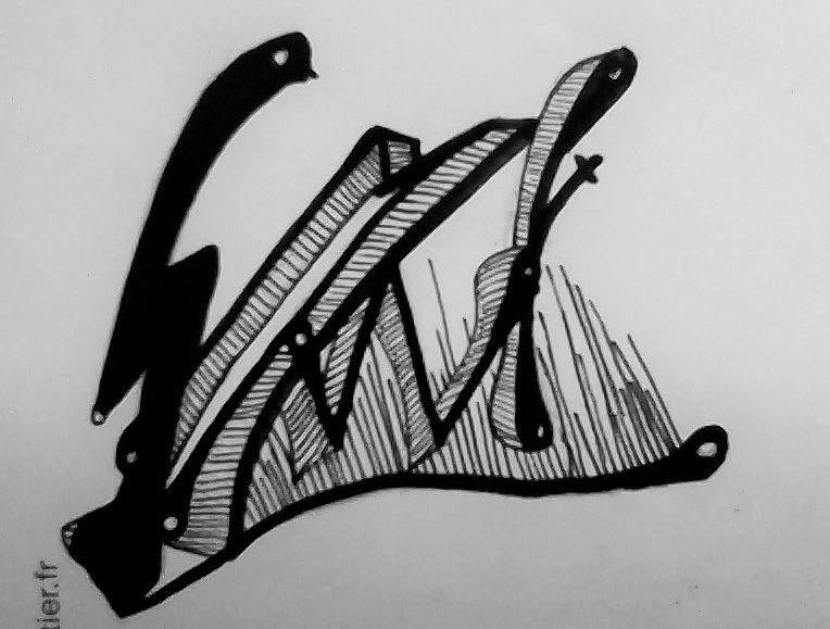 suréfficient mental ( neuro-droitier ) Zèbres